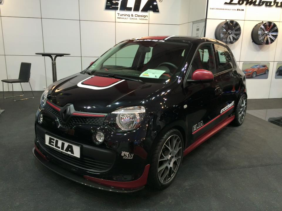 elia renault twingo gt with 111 ps has a 185 km h top. Black Bedroom Furniture Sets. Home Design Ideas