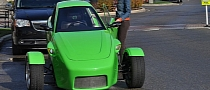 Elio 3-Wheeler Gets Motorcycle License Exemption in Michigan