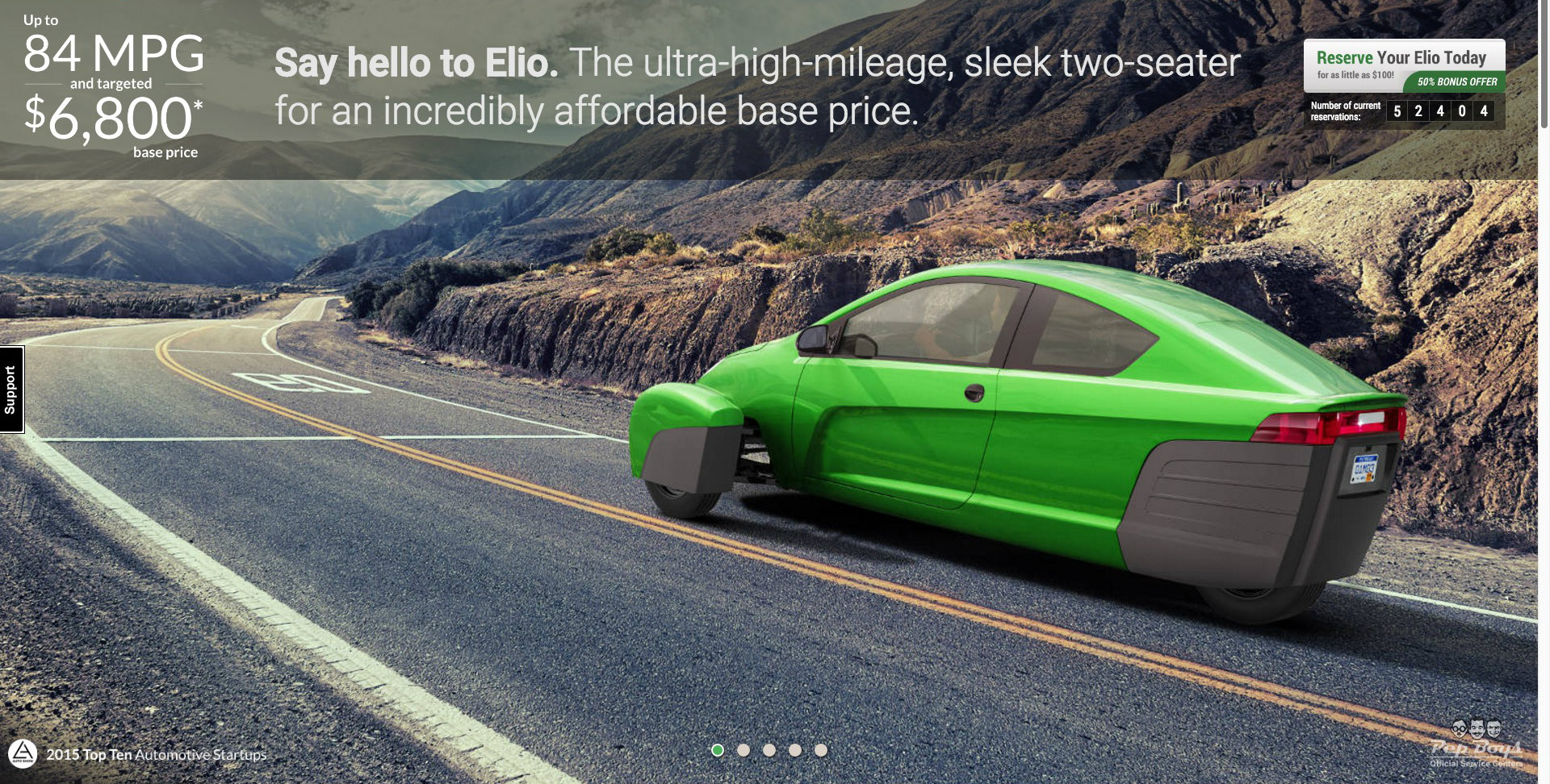 Elio Motors Completes Fourth And Final Design Stage For The 3 Wheeler Autoevolution