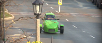 Elio Three-Wheeler to Arrive in 2014 [Video]
