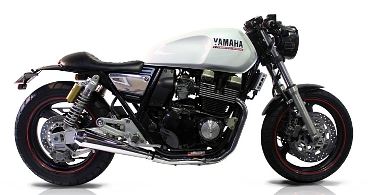 Ellaspede Yamaha XJR400, the Naked Bullet [Photo Gallery]
