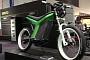 Elmoto Shows HR-3 Electric Bike