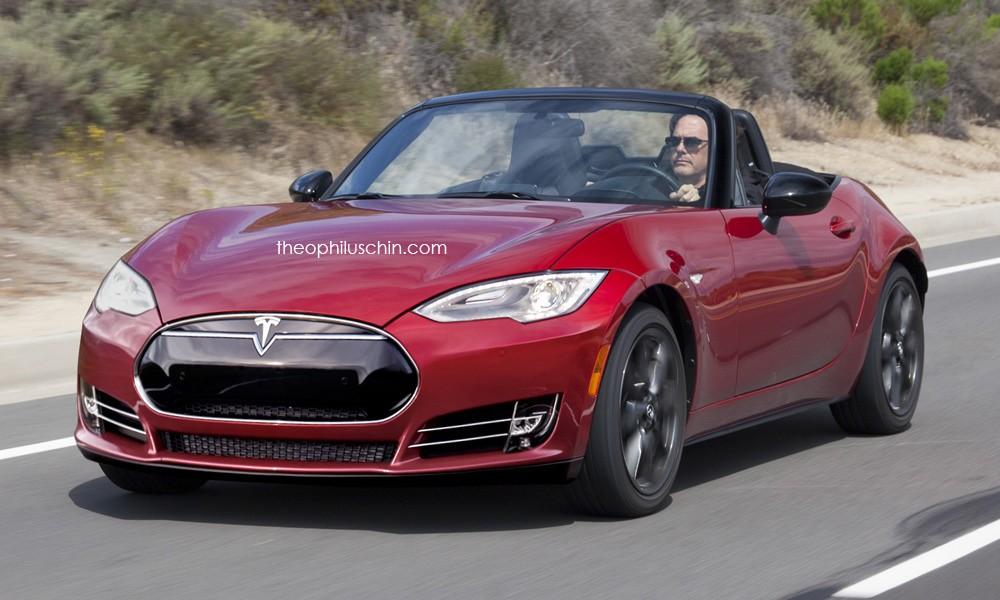 Elon Musk Confirms New Tesla Roadster In Tweet Autoevolution