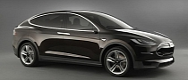 Elon Musk Drops Details on Tesla Model X