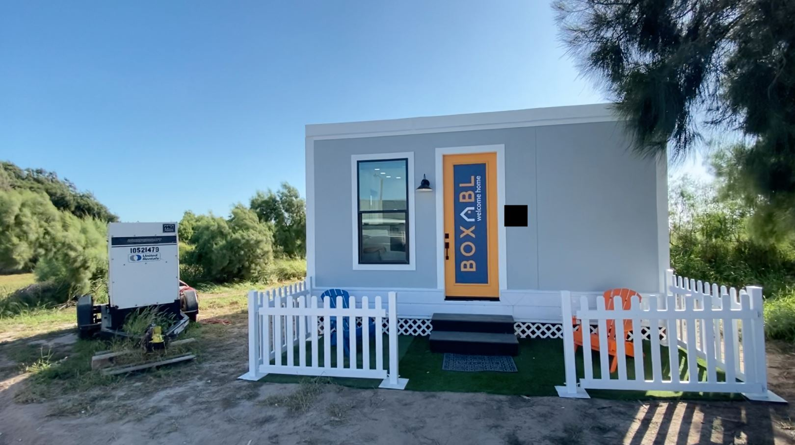 Elon Musk Lives in a Prefab Tiny Home That He Doesn't Even Own, a Boxabl