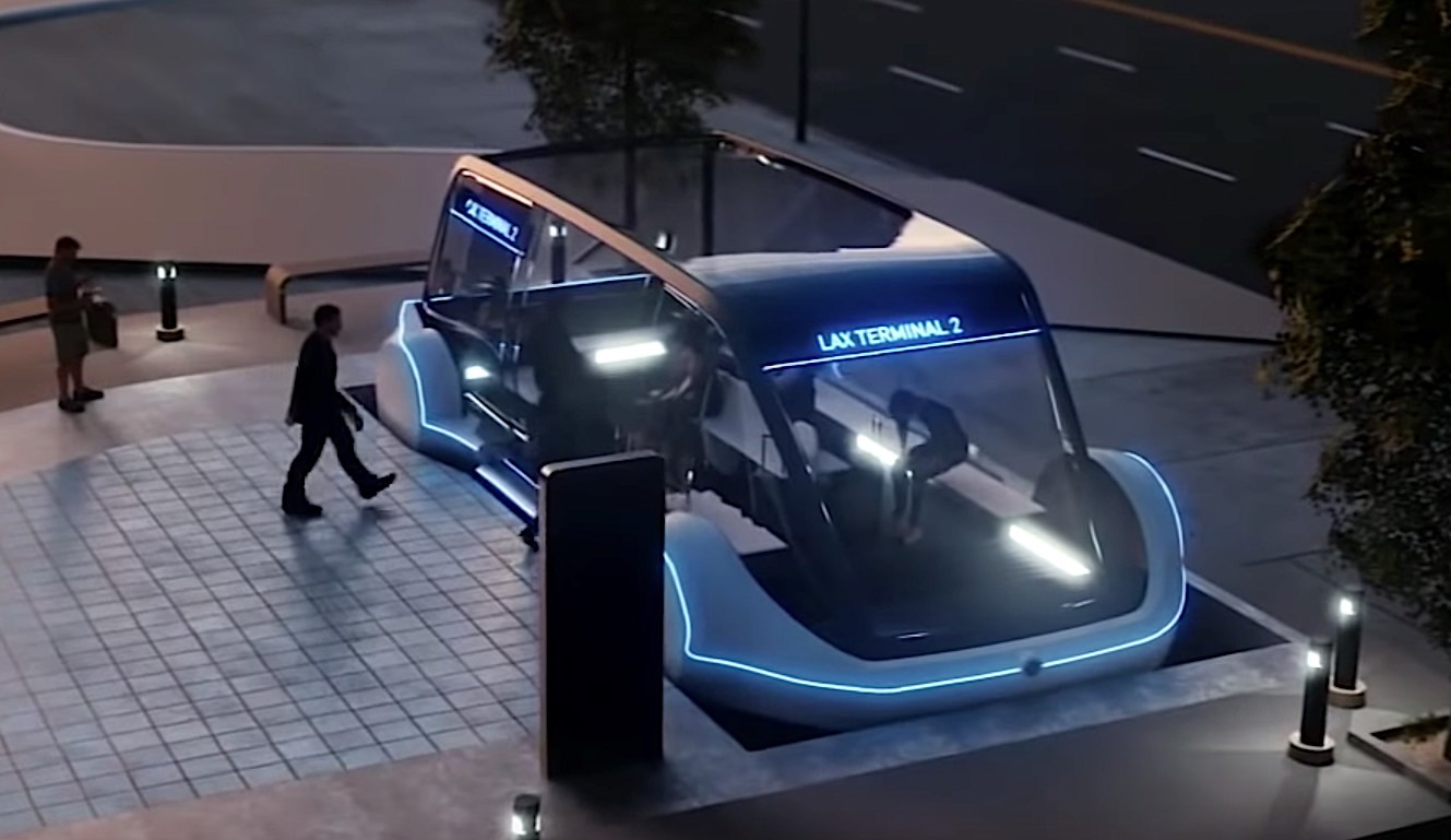 Elon Musk promises $1 tunnel rides at 240 kmph in LA