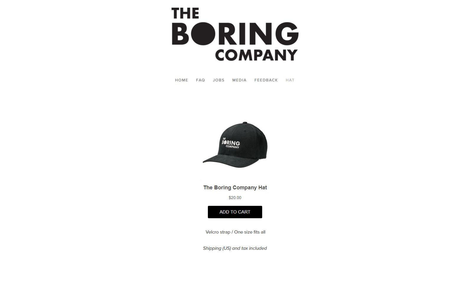 Elon Musk The Hat Seller Merchandise Sales Raise 300k