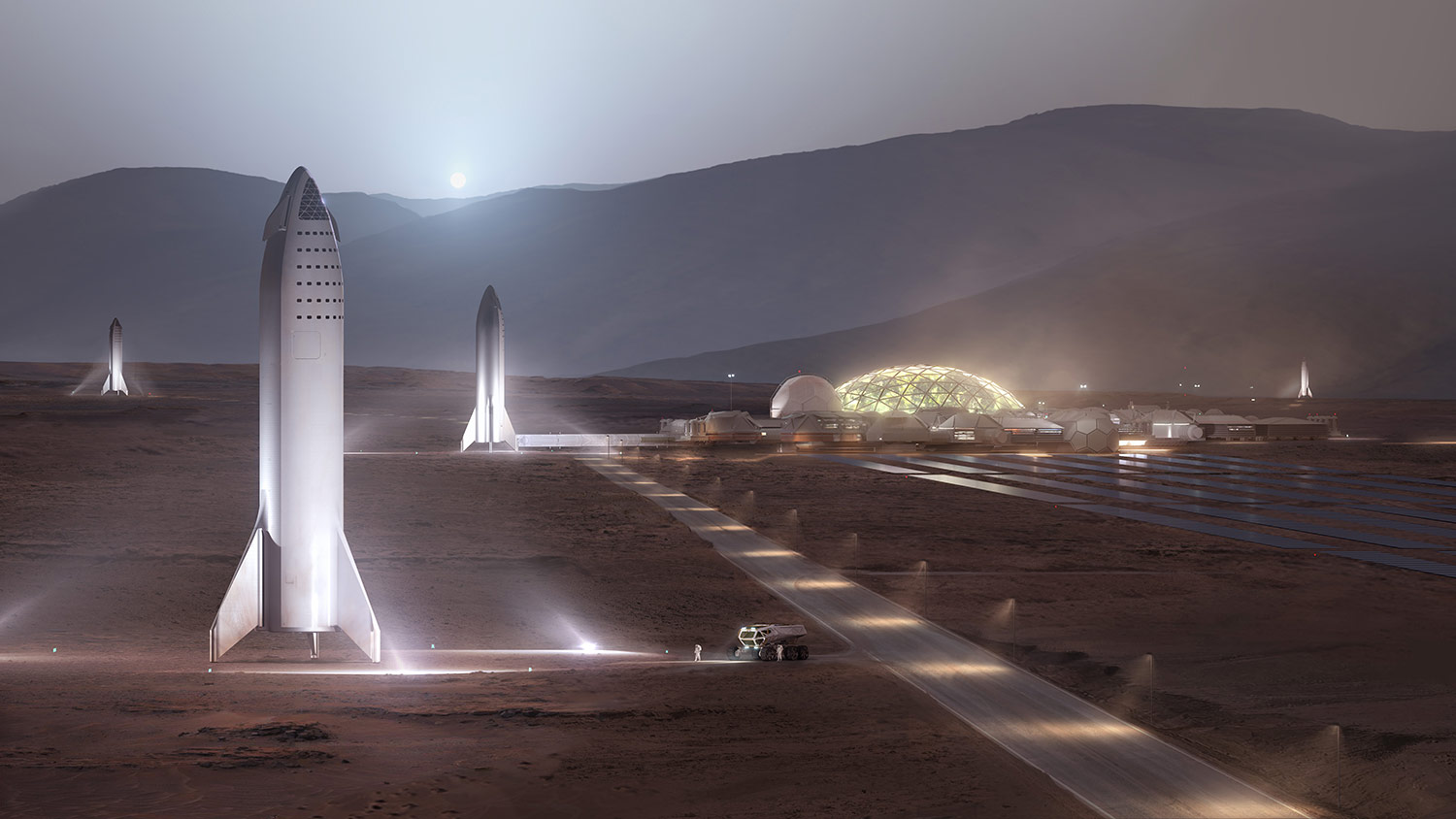 Elon Musk Says There's 70% Chance He Will Move To Mars