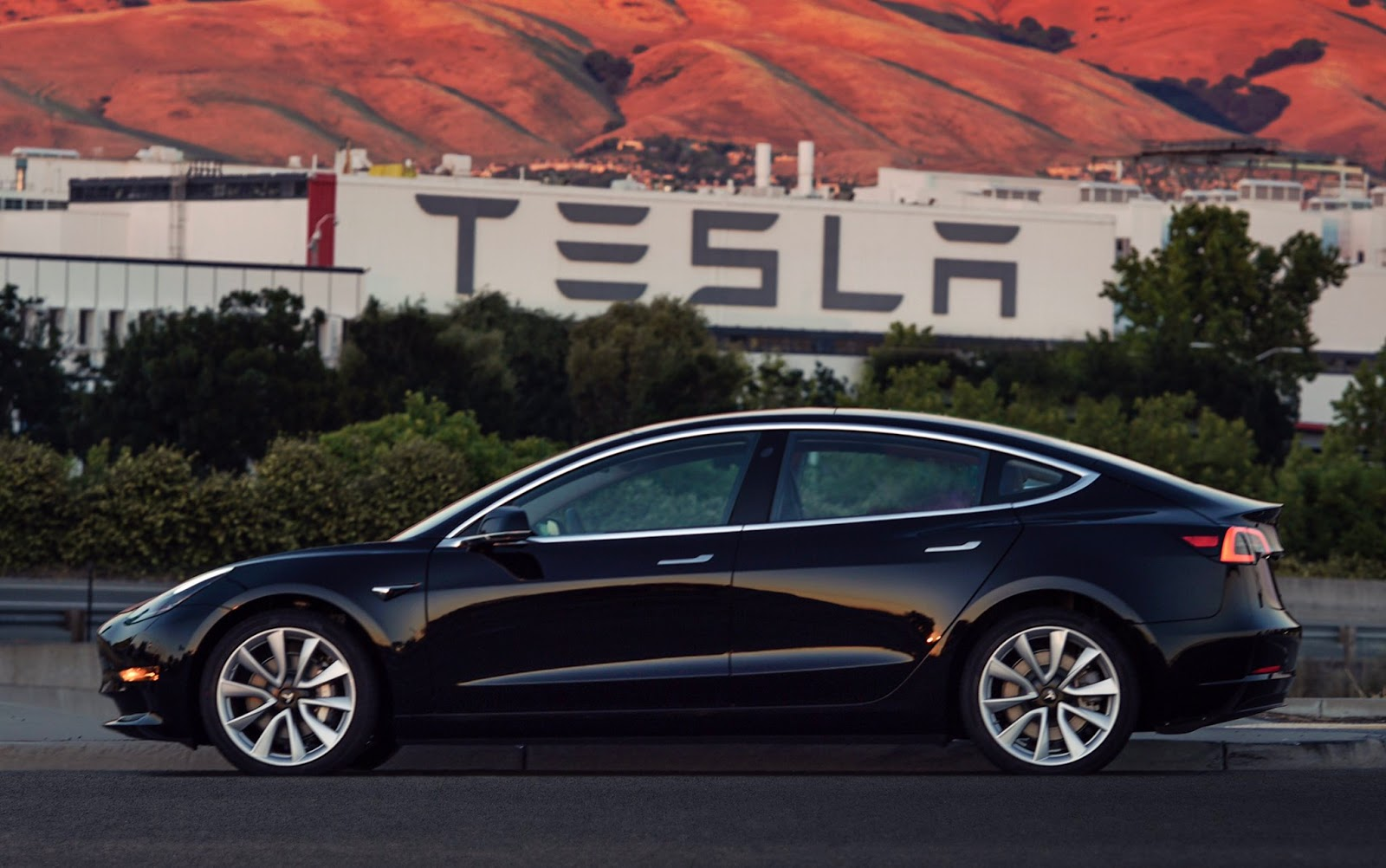 Elon Musk's Tesla Model 3 Is The First Production-spec ...