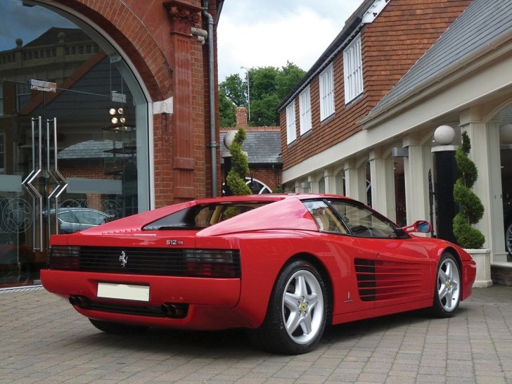Elton John S Ferrari Up For Grabs At London Auction Autoevolution