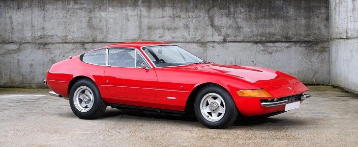 Elton John Used To Own A Ferrari Daytona Now You Can Make That Very Car Yours Autoevolution