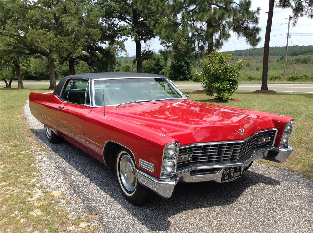 Elvis Honeymoon 1967 Cadillac Was Sold For 88k Autoevolution