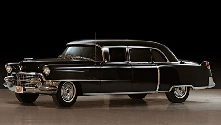 Elvis Presley's Cadillac Fleetwood Limo to Be Auctioned