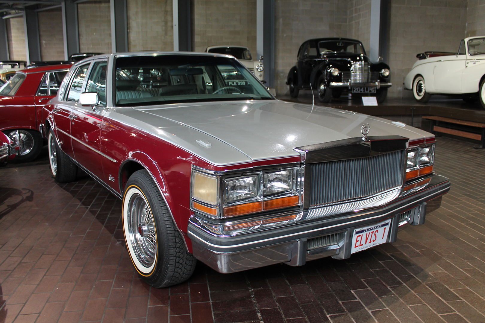 Elvis Presley Once Owned This 1976 Cadillac Seville Autoevolution