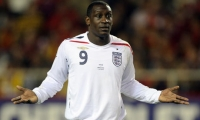 Aston Villa's striker Emile Heskey
