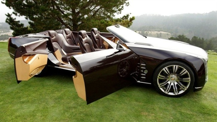 Eminem Is Not Giving Away a Cadillac Ciel to Fans, but the ...