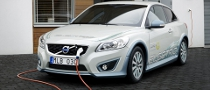 Ener1 Batteries Survive Volvo C30 Electric Crash Test
