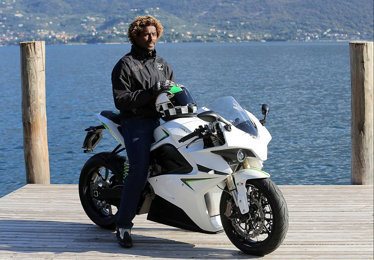 Electric Sports Bike >> Energica Electric Sportsbike On Paypal Presales Autoevolution