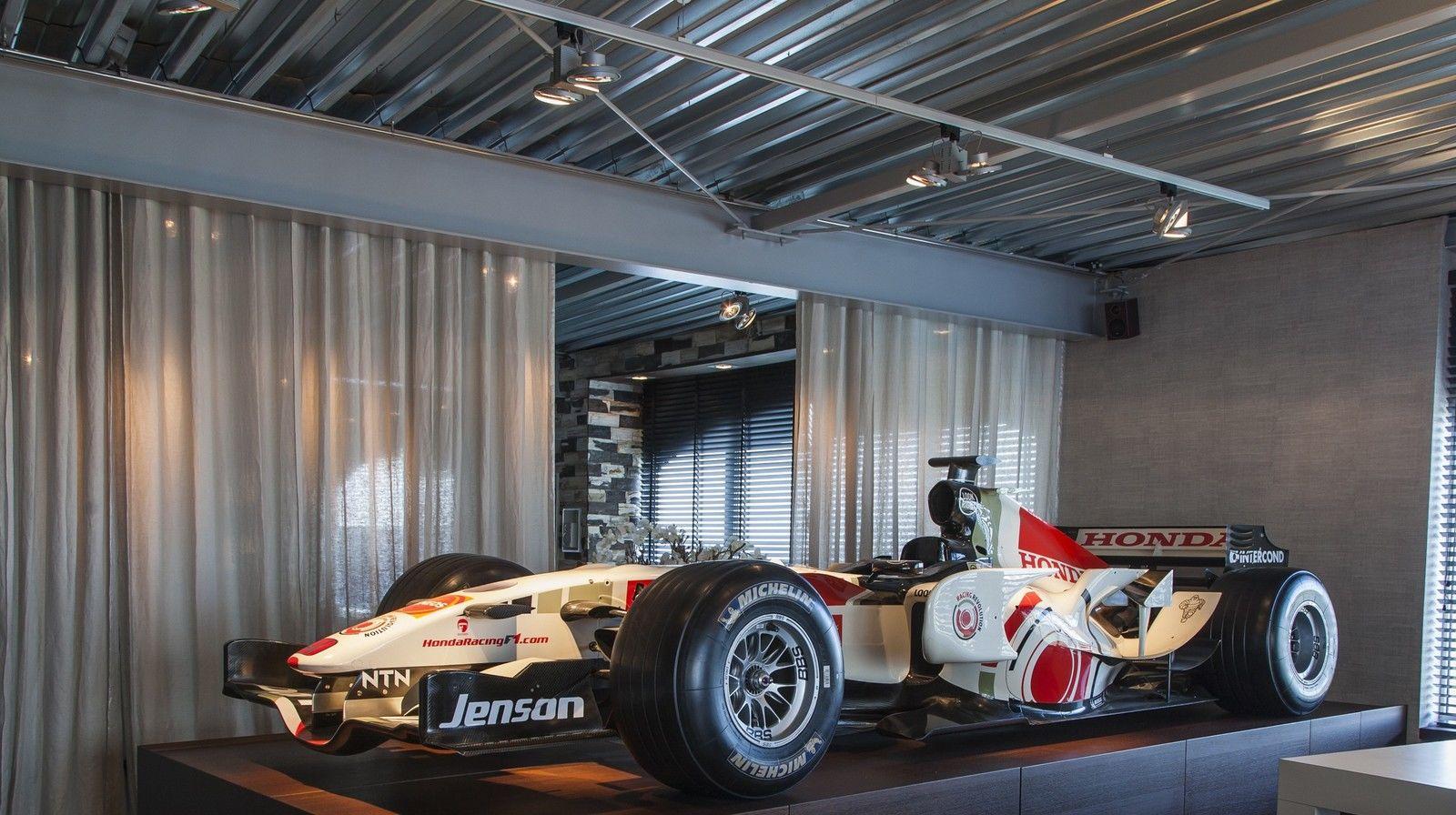 Jenson Button\'s Honda RA106-4 F1 Car For Sale at a Bargain Price ...