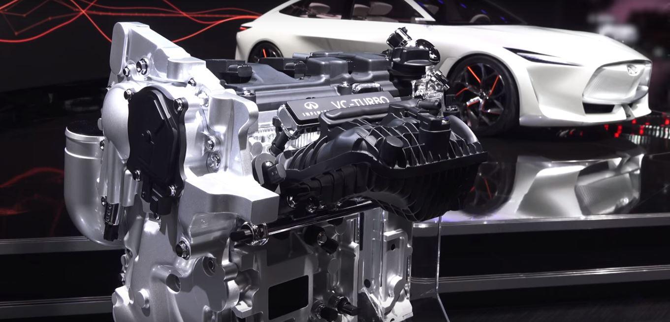 Engineering Explained Talks Infiniti\'s Variable Compression VC-Turbo ...