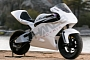 Enter Hustler X5, the First Hannebrink Electric Motorcycle [Photo Gallery]