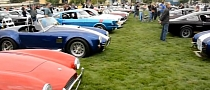 Enthusiasts Pay Tribute to Caroll Shelby by Revving Engines [Video]