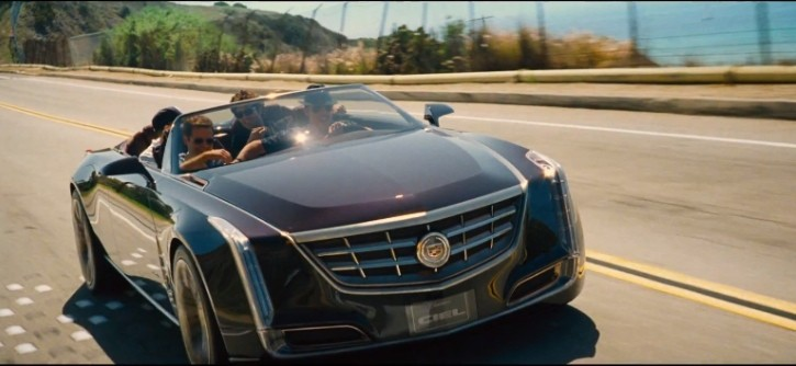Entourage Trailer Has Cadillac Ciel in It, Proves the ...