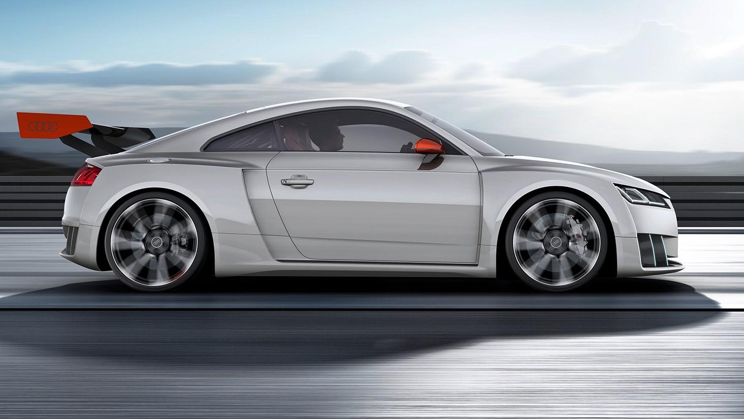Turbo Audi TT Club Sport Concept