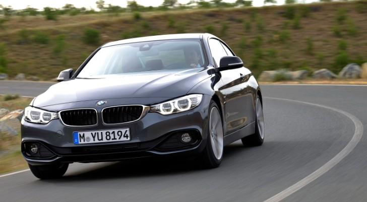 Entry-Level BMW 4 Series Will Do 62 MPH in 7.3 Seconds