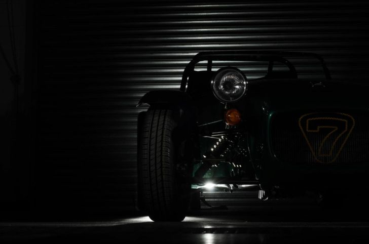 Entry-level Caterham to Cost £15,000