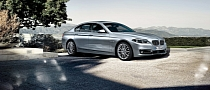 Entry Level LCI BMW 518d Starts at £29,830 in the UK