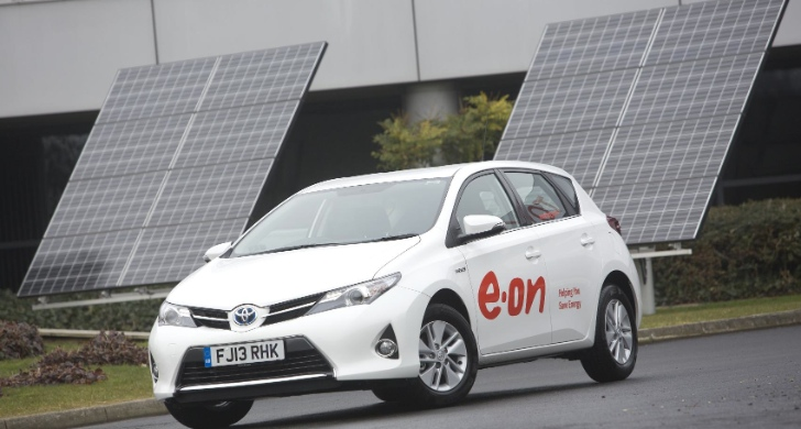 toyota goes green Find great deals on ebay for toyota prius parts in mouldings & trim shop with confidence.