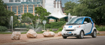 EPA Awards car2go for Air Quality Improvement Efforts