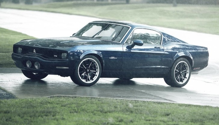 Equus Bass 770 Is a Mustang/Corvette Hybrid [Video][Photo Gallery]