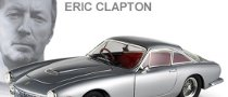 Eric Clapton's Ferrari 250GT Berlinetta Lusso by Hot Wheels Elite