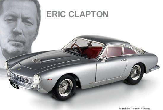Eric Clapton S Ferrari 250gt Berlinetta Lusso By Hot