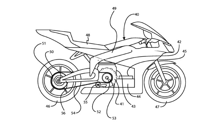 Erik Buell Racing to Build Hybrid Sport Bikes, at Least His Patent Says So