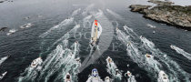 Erricsson 4 Wins Leg 8 in Volvo Ocean Race