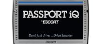 Escort Launches Passport iQ Radar Detector and GPS System