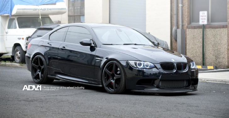 Ess Supercharged M3 Wears Black With Black Autoevolution