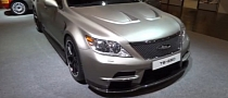 Essen 2012: Lexus TMG Sports 650 Concept [Video]