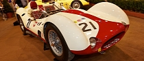 Essen 2013: Classic Maserati Race Cars [Live Photos]