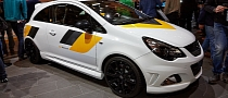 Essen 2013: Opel Astra GTC Motorsport Package [Live Photos]