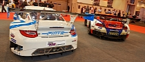 Essen Motor Show's Racing Cars Galore [Live Photos]