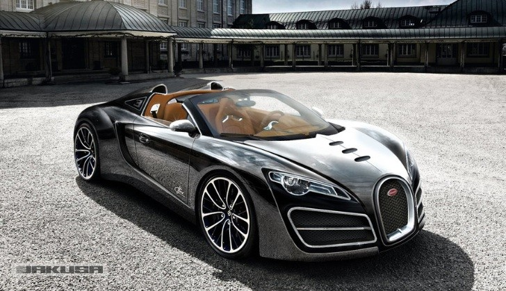 Ettore Concept: Bugatti Veyron Successor Rendered