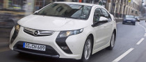 Euro Ampera Drivers Might Switch to Gas-Power to Save Battery