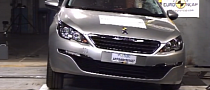 Euro NCAP Gives New Peugeot 308 a 5-Star Rating [Video]