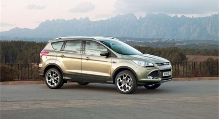 Euro NCAP Names New Ford Kuga The Safest Small SUV Video