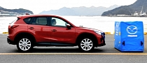 Euro NCAP Praises Mazda CX-5 for Standard-Fit Safety Systems