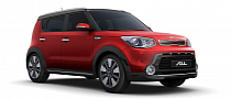 Euro-spec 2014 Kia Soul Headed for Frankfurt Debut